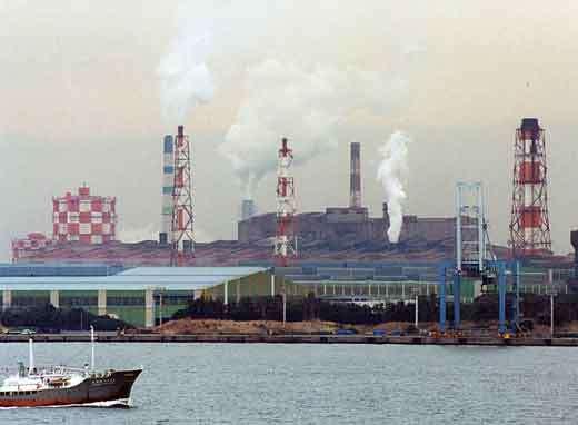 Crédit : http://jin.jcic.or.jp/access/ pollution/