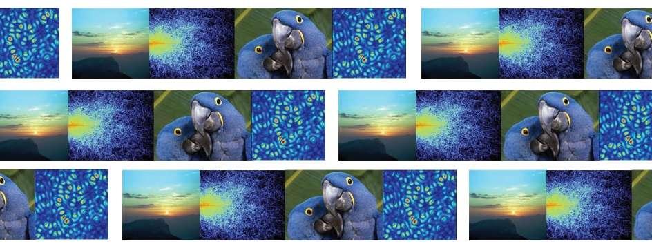 Une conférence de l'ESPCI sur la lumière dans tous ses états, retransmise ici en direct. © Universcience.tv