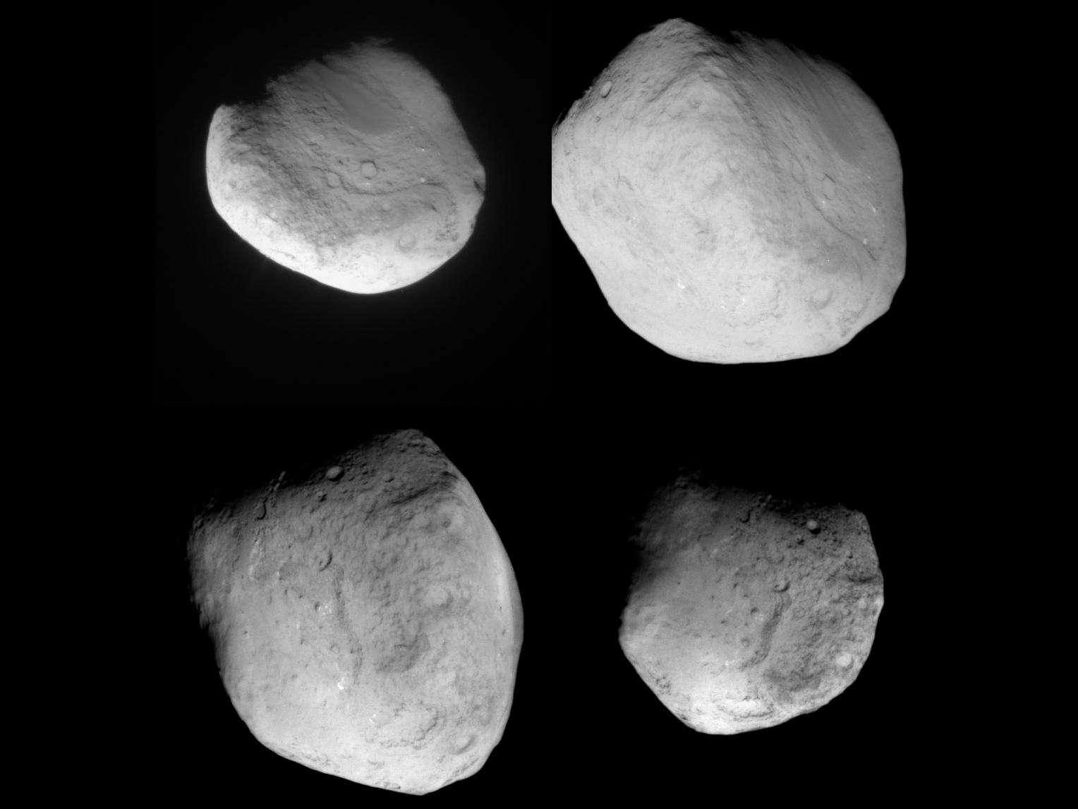 La sonde Stardust Next a survolé la comète Tempel 1, s'en approchant à seulement 178 kilomètres. Soixante-douze clichés ont été pris, ce qui va notamment permettre de mieux comprendre l'activité cométaire, en particulier en étudiant les changements de la surface de la comète depuis le survol de la sonde Deep Impact en 2005. © Nasa/JPL-Caltech/Cornell