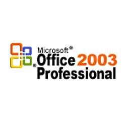 Logo de MS Office 2003 © Microsoft