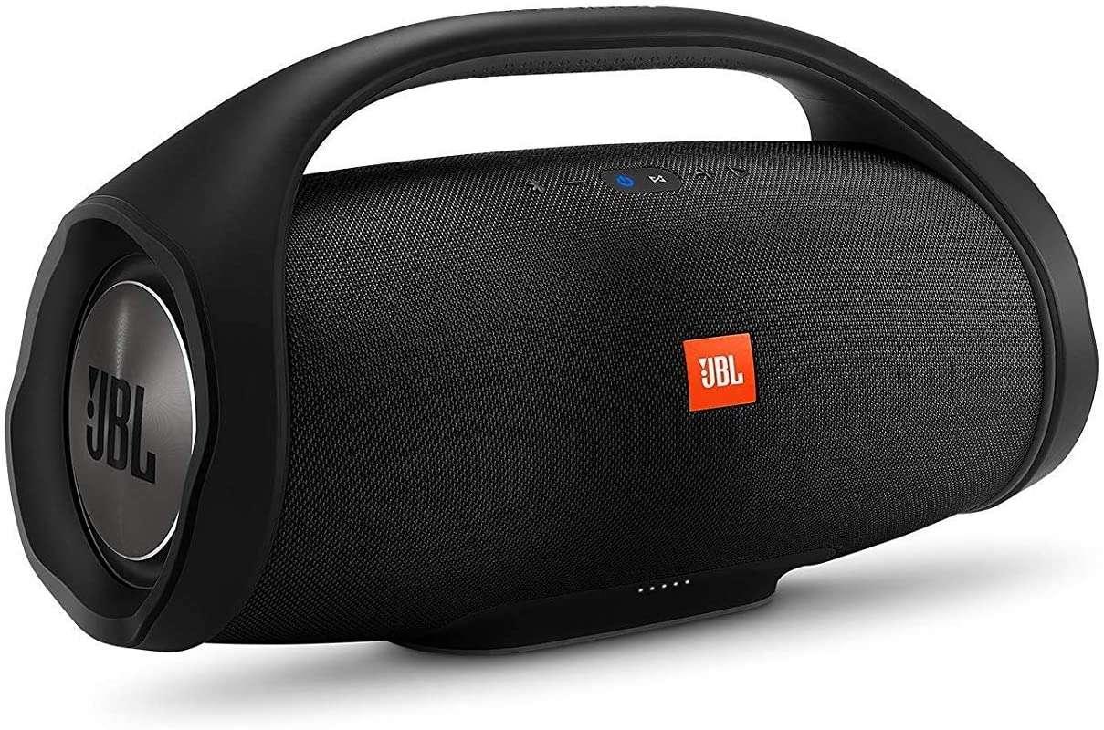 Bon plan : l'enceinte bluetooth portable JBL Boombox © Amazon