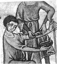 La saignée est connue depuis l'Antiquité et a occupé une place prépondérante parmi les pratiques thérapeutiques entre le XVIe et le XVIIIe siècle. © Wikimedia Commons, DP