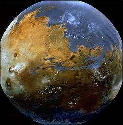 Mars terraformée. Une utopie peut-être pas si utopique que ça.