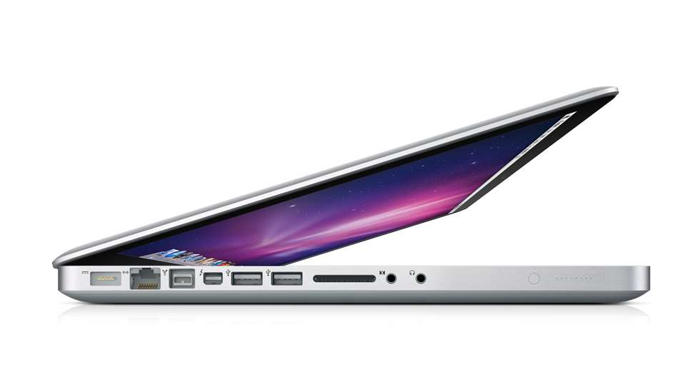 Le nouveau MacBook Pro. © Apple