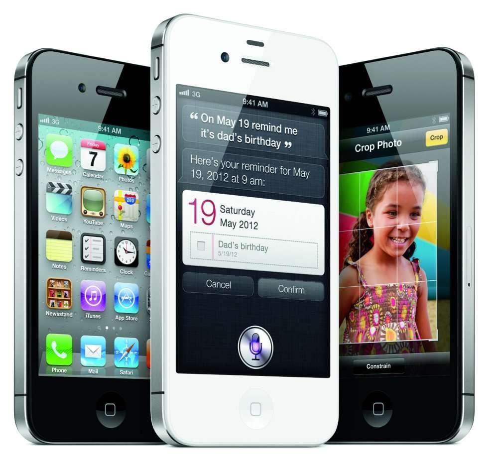 L'iPhone aussi peut être victime de failles... © Apple