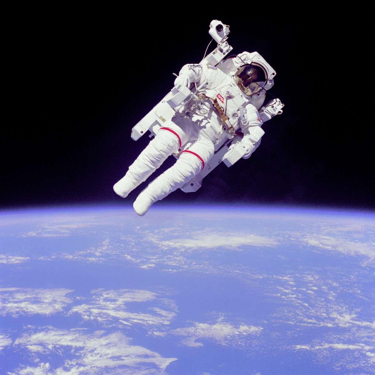 Le corps humain pourrait ne pas apprécier d'être plongé dans la microgravité, caractéristique des voyages dans l'espace. En effet, les cellules endothéliales vieillissent plus vite. En est-il de même pour d'autres tissus ? © Nasa