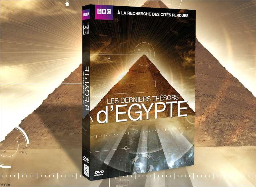 """Concours """"Les derniers trésors d'Égypte"""" : les lots à gagner ! © DR"""