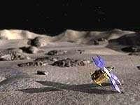NEAR-Shoemaker a atterri sur Eros le 12 février 2001