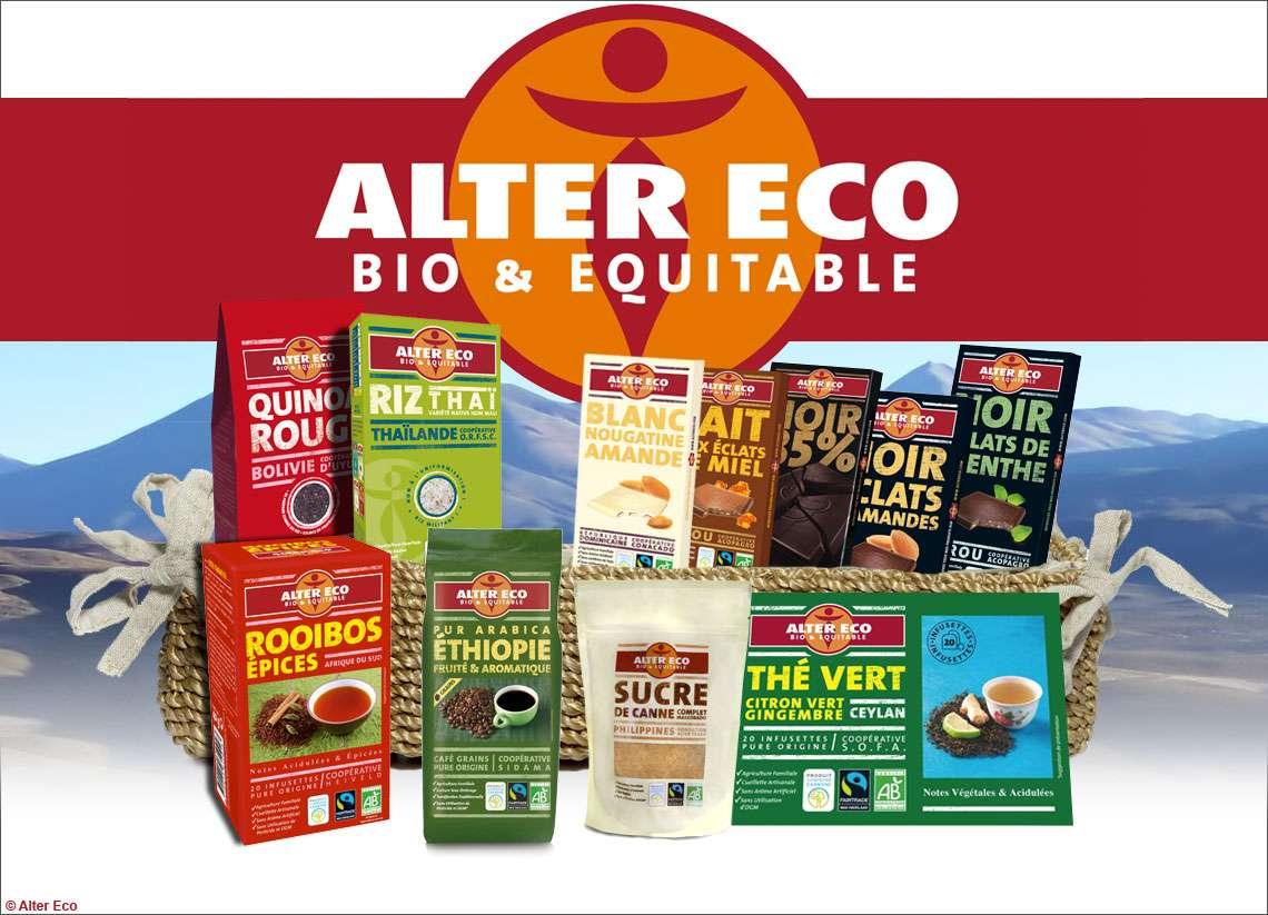 Concours « Alter Eco » : les lots à gagner ! © DR