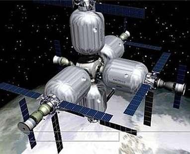 L'Hôtel spatial, projet ultime de Bigelow Aerospace.