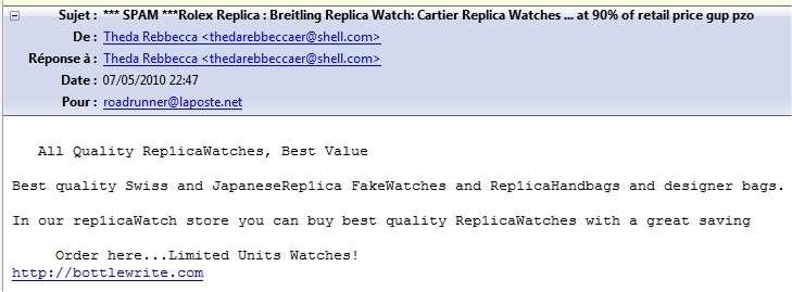 Une bonne affaire proposée par courrier électronique cache souvent de mauvaises surprises. © Futura-Sciences