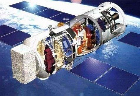 Représentation de l'intérieur d'un vaisseau Shenzhou (type générique). Crédit Agence spatiale de Chine