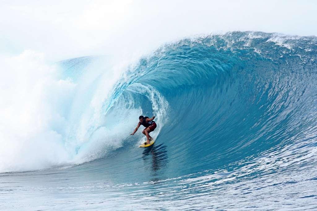 La plus haute vague mesurée dans le monde faisait 32,3 m de haut. Des vagues de 34 m auraient déjà été observées, mais elles n'ont pas été mesurées à l'aide des instruments requis. © Duncan Rawlinson, cc by nc nd 2.0