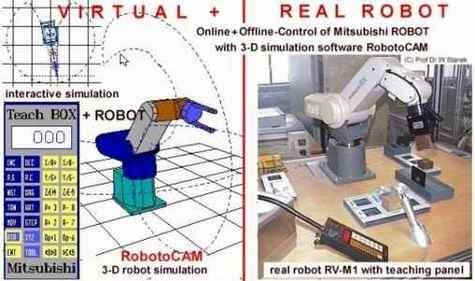 Le robot Mirob