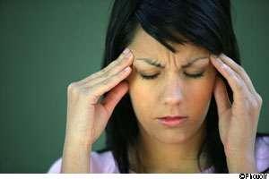 Les migraines ne seraient pas une cause de dysfonctionnement cérébral. © Phovoir