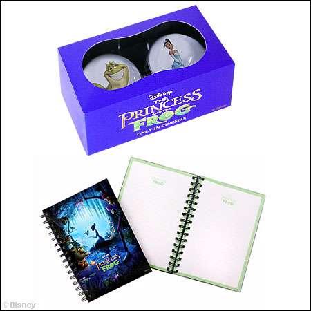 """Quelques cadeaux du concours """"La Princesse et la grenouille"""" dont la Frog Box et ses balles rebondissantes..."""