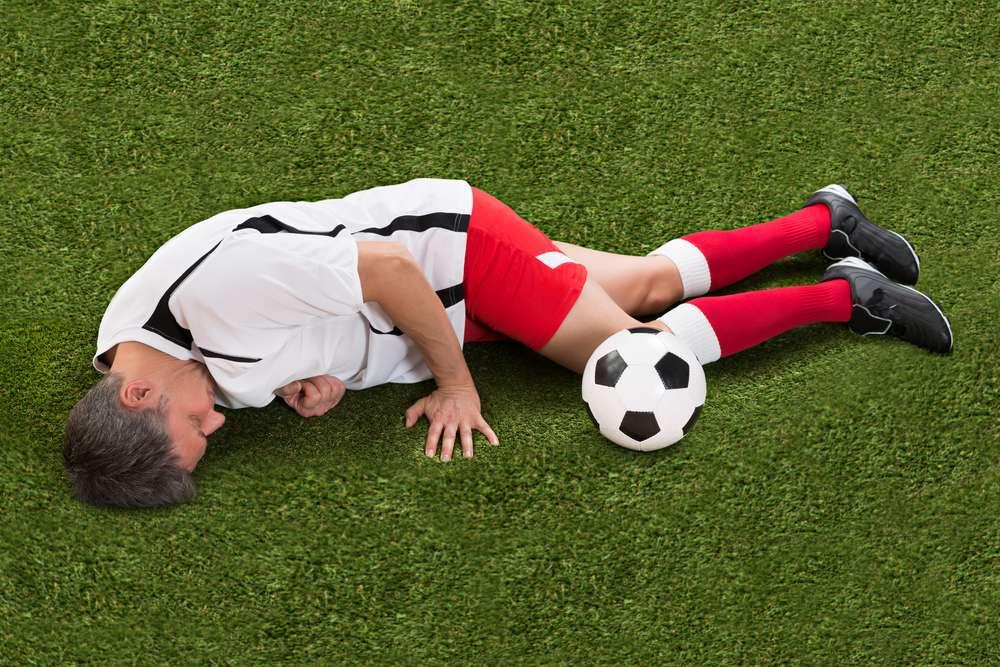 La mort subite du sportif reste rare : elle concernerait 2 sportifs sur 100.000 par an. La crise cardiaque est souvent en cause. © Andrey_Popov, Shutterstock
