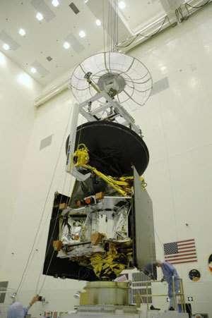 La sonde martienne Mars Reconnaissance Orbiter