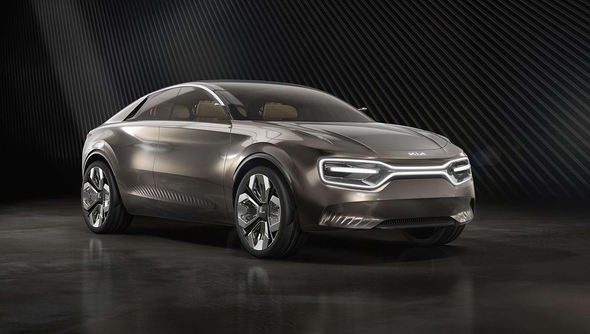 Le concept-car Imagine de Kia sera proposé au grand public en 2021. © Kia Imagine by Kia concept 2019