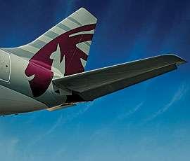Qatar Airways avance dans la diversification énergétique de l'aviation civile. © Qatar Airways