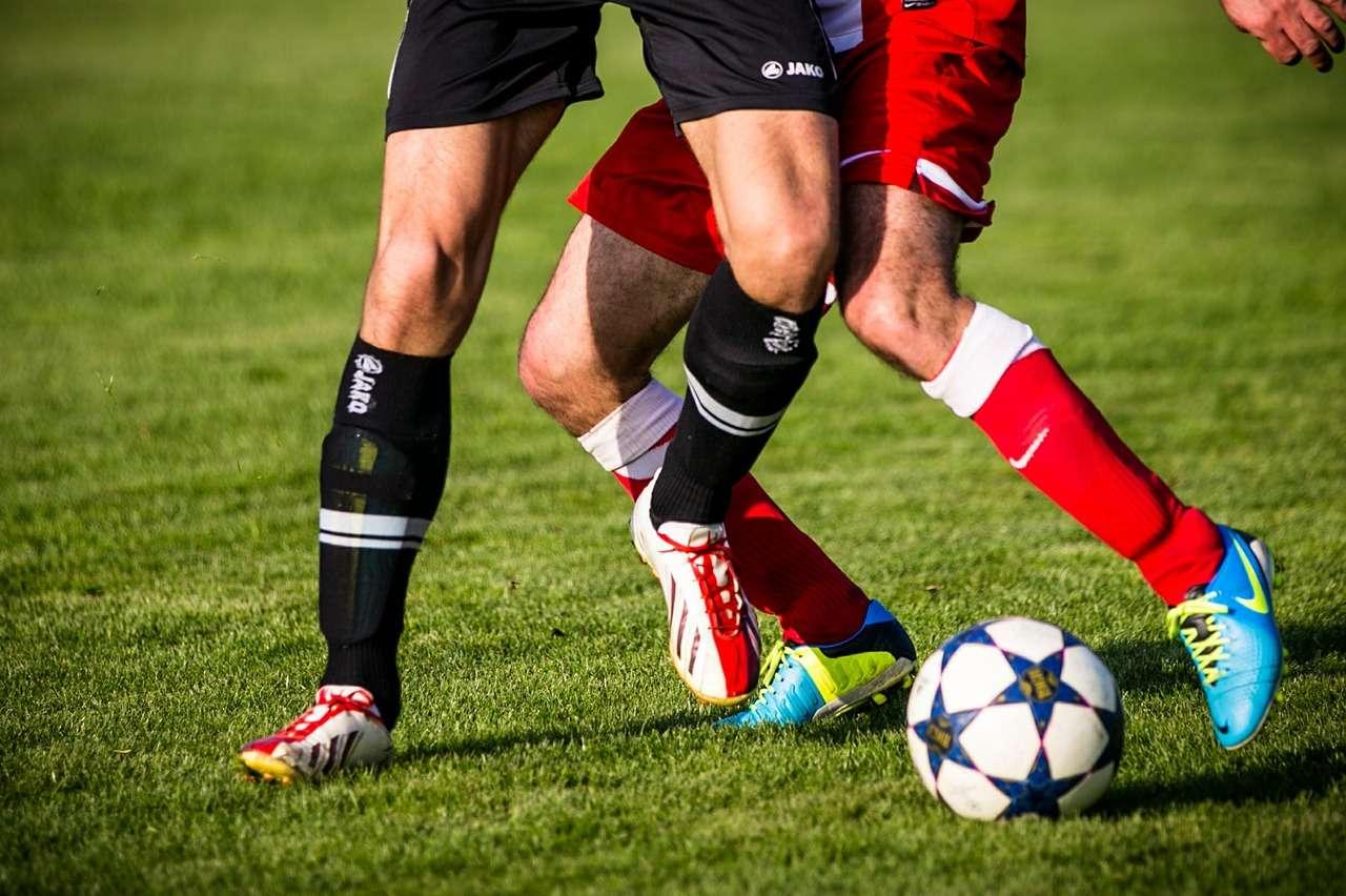 Le quadriceps est sollicité dans de nombreux sports comme le football. © Flooy, Pixabay, DP