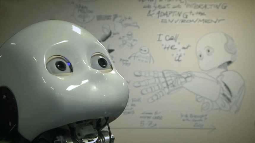 Futuris : les robots de demain, futurs travailleurs ?