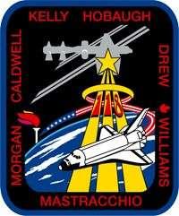 Logo de la mission STS-118