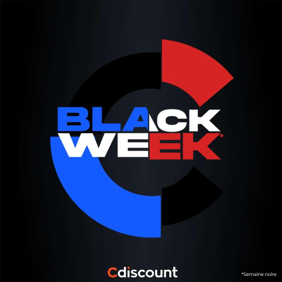 Découvrez les meilleurs bons plans jouets sur Cdiscount à l'occasion de la Black Week 2020 © Cdiscount