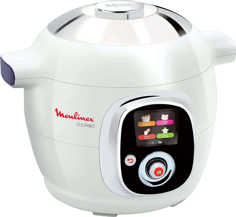 Le multicuiseur Moulinex Cookeo en réduction © Amazon