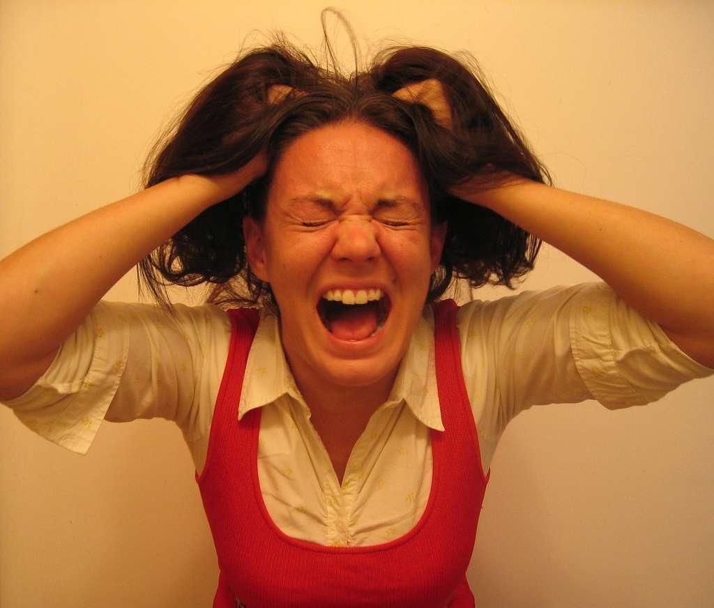 Le stress causé par une expérience traumatisante peut laisser dans le génome des traces que nos enfants pourront porter à la naissance... © BrittneyBush, Flickr, cc by nc nd 2.0