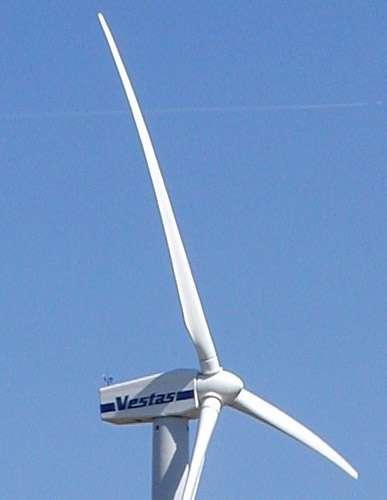 Les aérogénérateurs convertissent l'énergie éolienne mécanique en une énergie secondaire : l'électricité. © farlane, cc by nc 2.0
