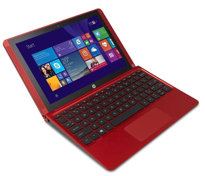 Le HP x2 2-in-1, à écran tactile et détachable. © PR Newswire