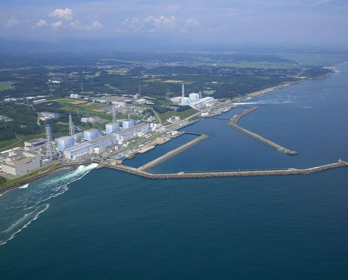 Chaque jour, près de 400 t d'eau contaminée sont produites à la centrale nucléaire de Fukushima-Daichï, après avoir été utilisées pour refroidir les réacteurs nucléaires endommagés. © Tepco