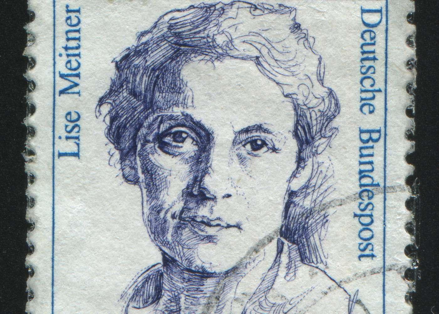 Le meitnérium tient son nom de Lise Meitner. © rook76, Shuterstock