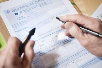 Le crédit d'impôts peut se solder par un chèque du Trésor Public. © Fotolia