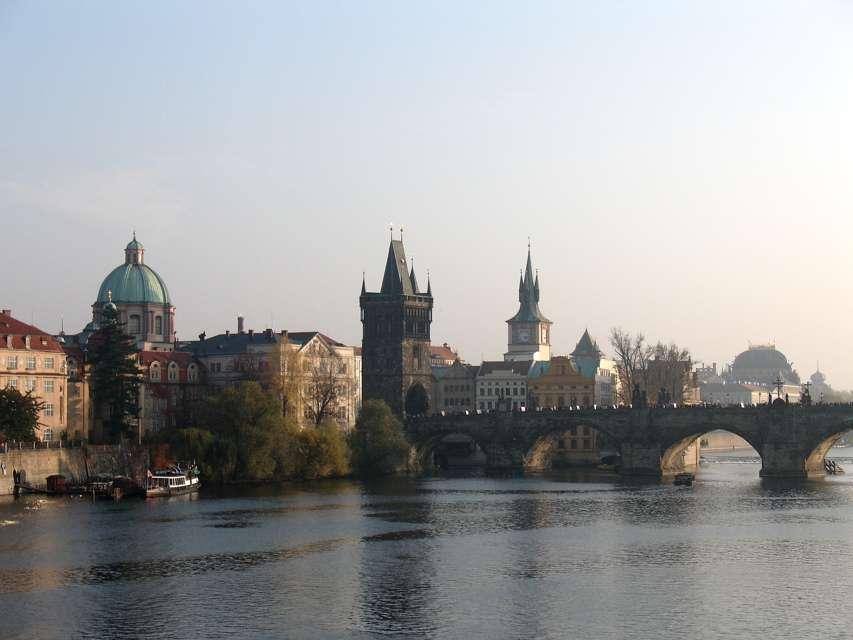Que visiter à Prague ? Tous les quartiers de la ville regorgent de richesses qui leur sont propres. © fklv (Obsolete hipster), Flickr, cc by sa 2.0