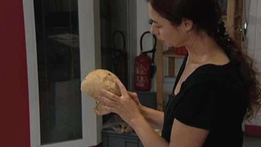 Métier : Véronique Gallien, anthropologue