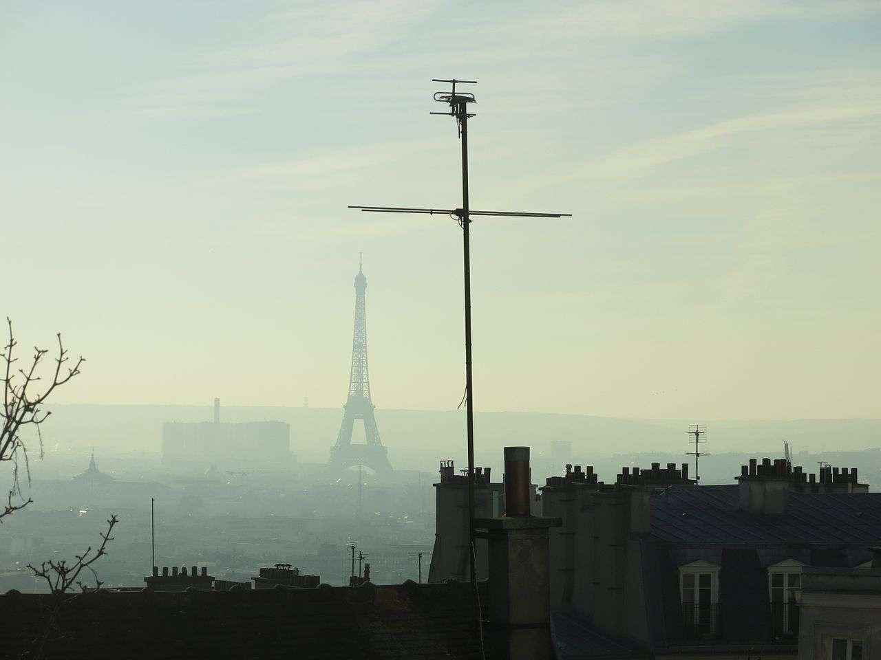 La pollution atmosphérique a réclamé la vie de plus de 500.000 personnes, d'après le tout dernier rapport sur la qualité de l'air en Europe. © Tangopaso, Wikimedia Commons, DP