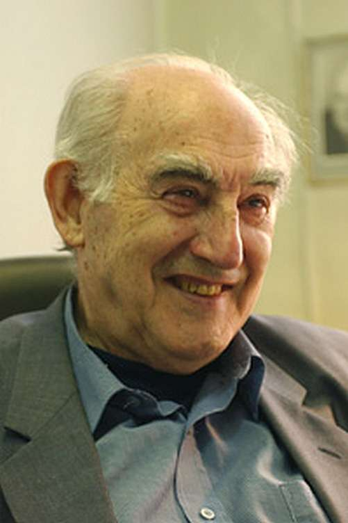 Vitaly Ginzburg (1916-2009). Crédit : I.E.Tamm Theory Department