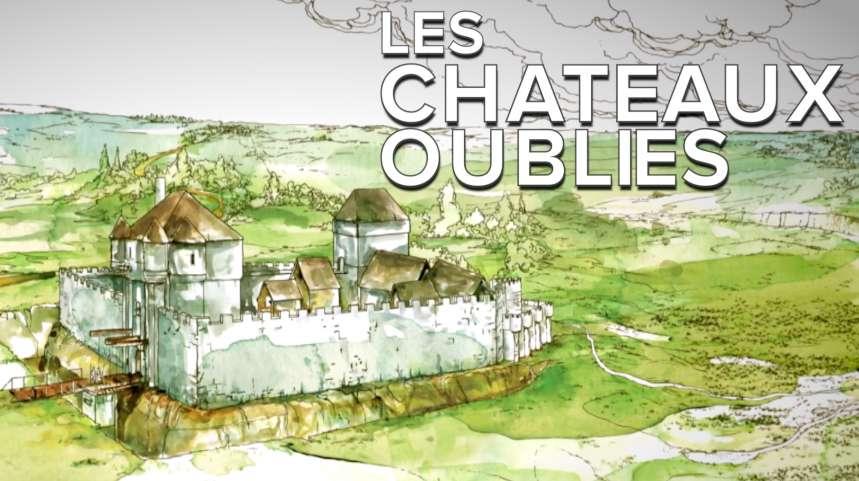 Des châteaux disparus retrouvés par les archéologues