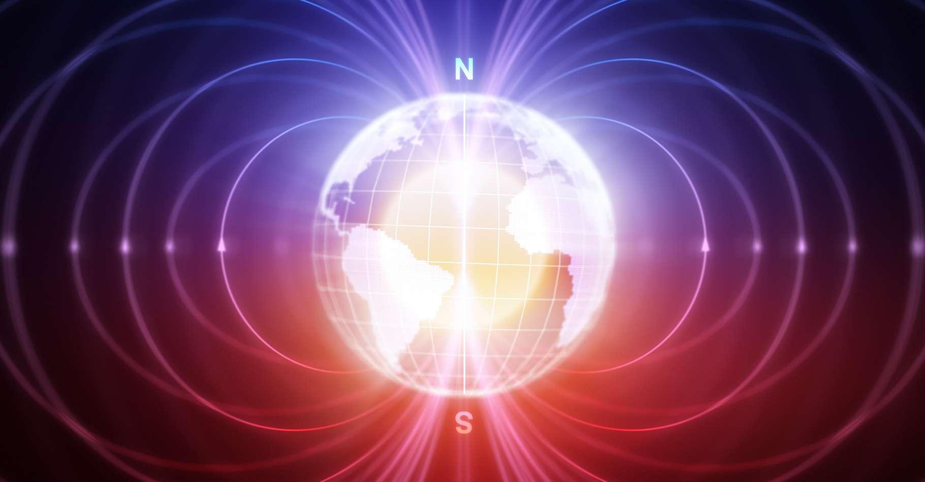 Le pôle nord magnétique, c'est celui qu'indiquent les boussoles. © Petrovich12, Adobe Stock