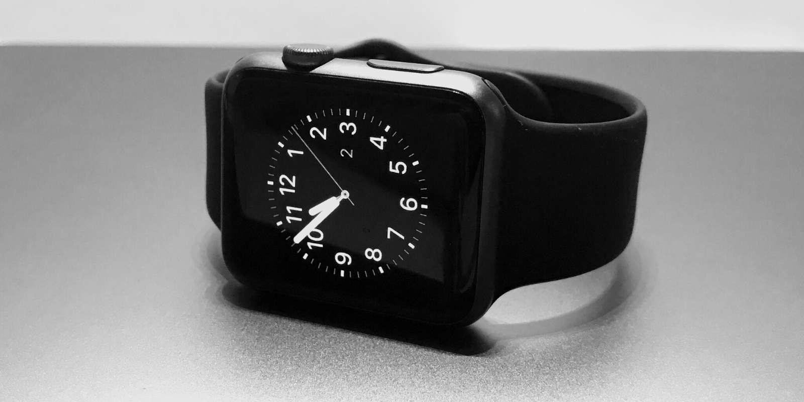 La montre connectée Apple Watch Series 4 est disponible à prix remisé pendant une courte période et en quantité limitée. © Pexels