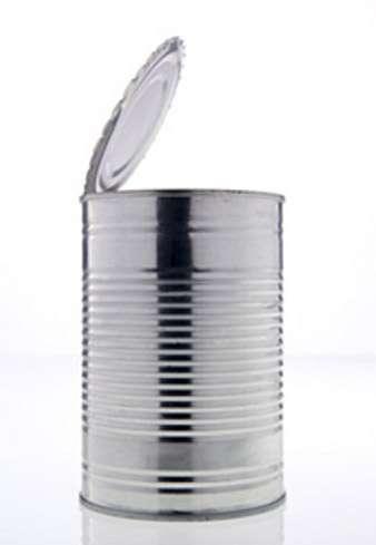 En France, le bisphénol A sera officiellement interdit dans les contenants alimentaires en janvier 2014. © Phovoir