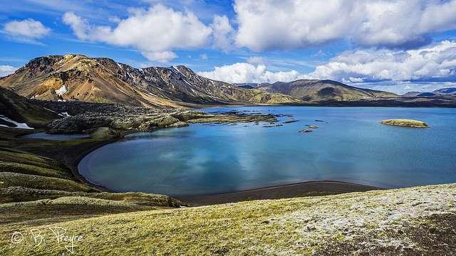 L'Islande, terre de glace, de feu et d'histoire. © DR