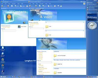 Le nouveau Windows Longhorn : 1er semestre 2006
