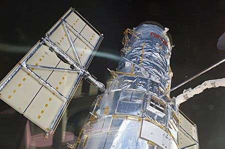 Le télescope spatial Hubble (Mission de maintenance STS109 – mars 2002)