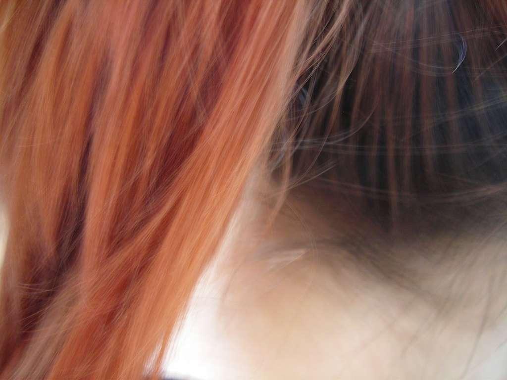 La teinture de cheveux biologique apporte de nombreux reflets tout en respectant le cheveux. © TheChanel, Flickr, cc by 2.0