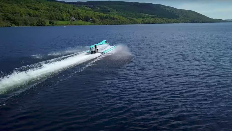 Jaguar : son bateau électrique bat un record du monde de vitesse