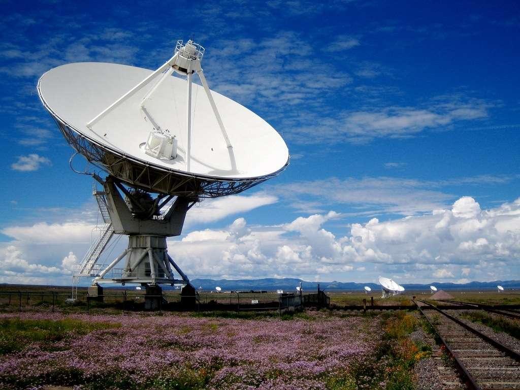 Le programme Seti vise à entrer en contact avec une civilisation extraterrestre. Il est à l'écoute de tous les signes qui pourraient attester la présence de vie ailleurs dans l'univers. © SeaDour, Fotopédia, cc by nc nd 2.0