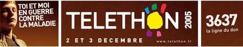 Téléthon 2005 : le 2 et 3 décembre mobilisation générale contre la maladie